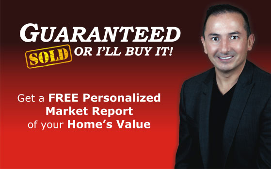 Fill out this form to receive a free market report of your home's value